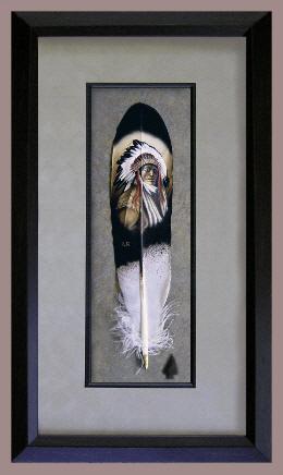 Chief Closeup